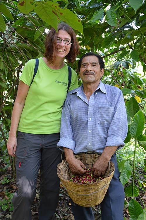 Espressone Ursprungsreise Guatemala Plantage