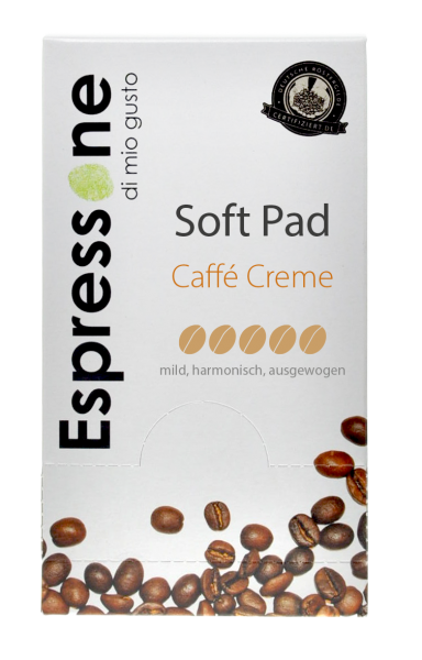 Caffe Creme Softpads