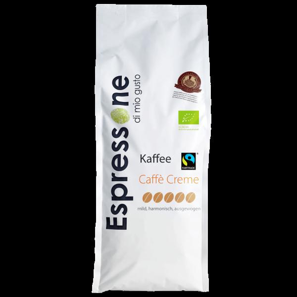 Bio Fairtrade Caffe Creme Artikelbild