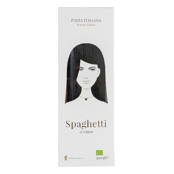 Good Hair Day BIO Spaghetti al seppia Artikelbild