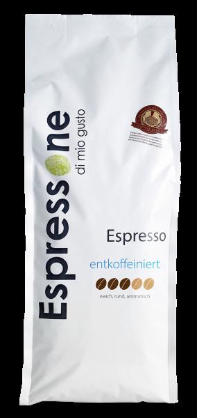 Entkoffeiniert Artikelbild Espresso