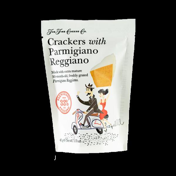 Kaese Cracker mit Parmesan Artikelbild