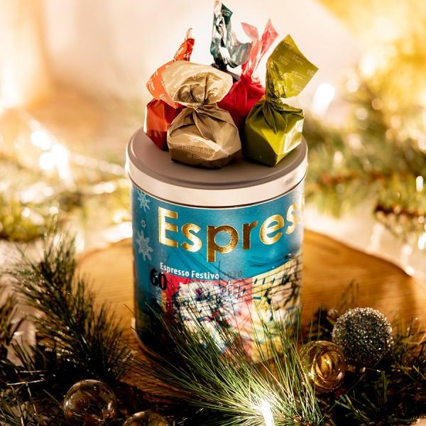 Espresso Festivo 2020 als Geschenk Artikelbild ohne Verpackung