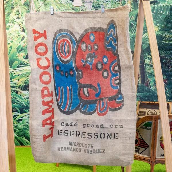 Kaffeesack Guatemala Lampocoy 0