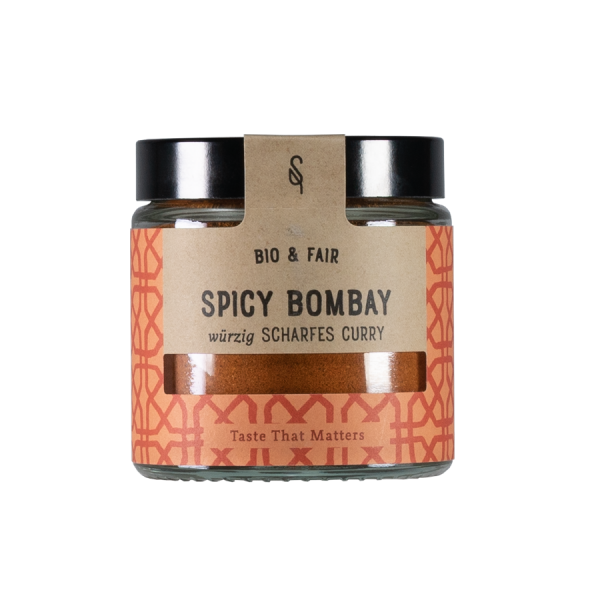 Spicy Bombay Scharfes Curry Artikelbild