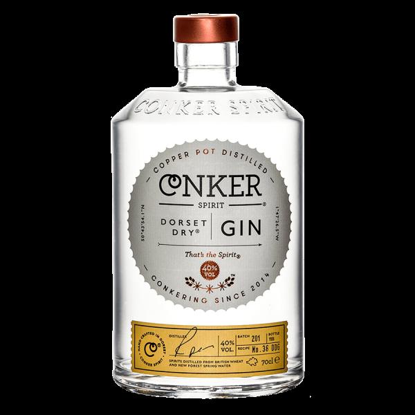 Conker Dorset Dry Gin Artikelbild