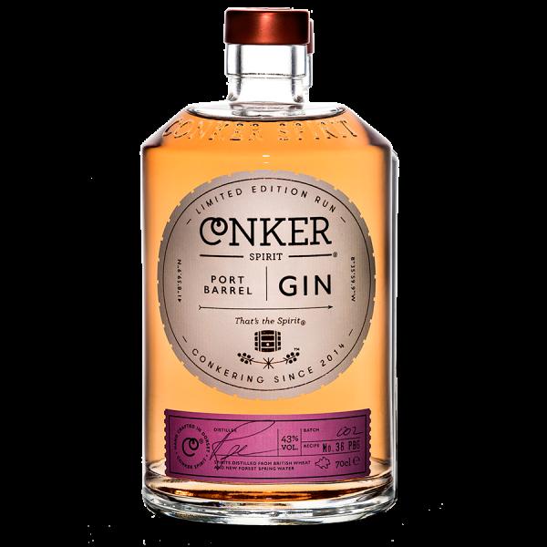 Conker Port Barrel Gin Artikelbild Port Barrel