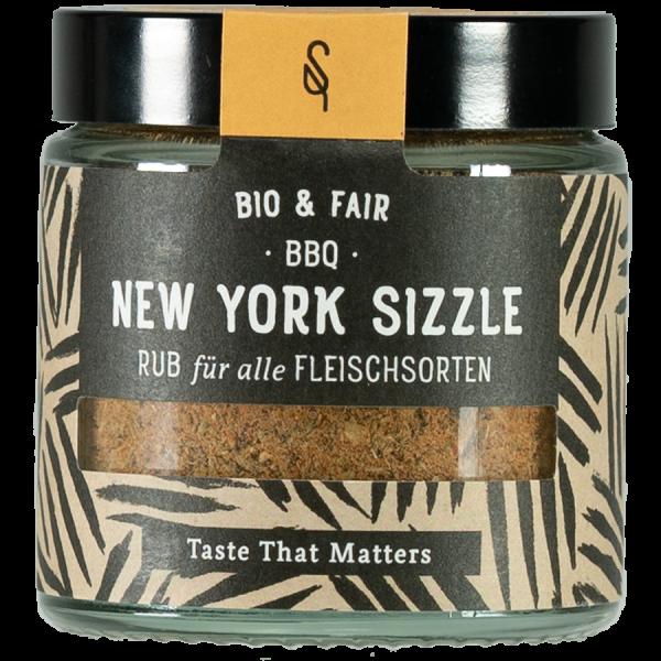 Gewuerzmischung BBQ New York Sizzle Artikelbild