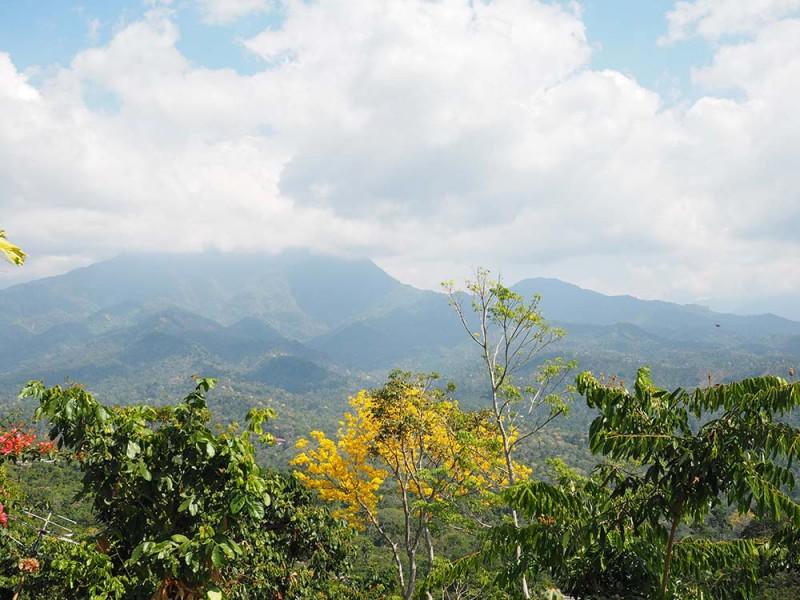 Espressone Ursprungsreise Guatemala Landschaft