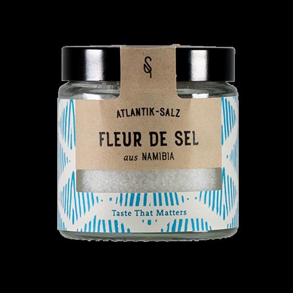Atlantik Salz Fleur de Sel Artikelbild