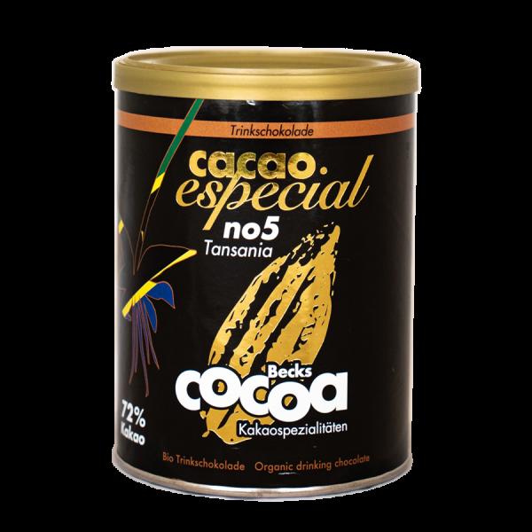 Becks Cocoa Cacao Especial No 5 Tansania Artikelbild