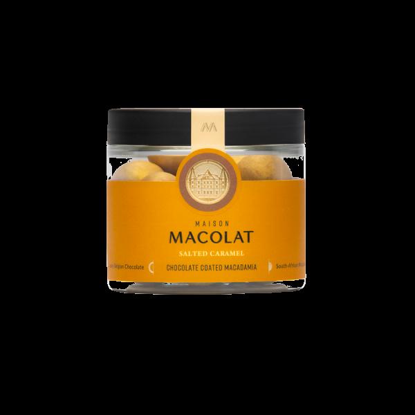 Macadamia Nuesse mit gesalzenem Karamell Artikelbild Salted Karamell small
