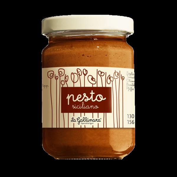Siciliano Tomaten Pesto mit Mandeln Artikelbild