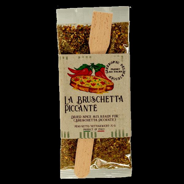 La Bruschetta Piccante Artikelbild Gewuerzmischung Bruschetta
