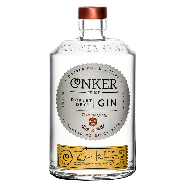 Conker Dorset Dry Gin Artikelbild Dorset Dry Gin