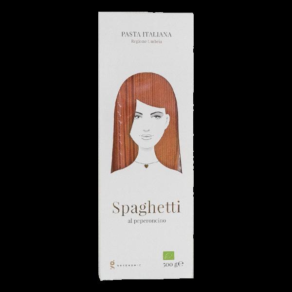 Good Hair Day BIO Spaghetti al peperoncino Artikelbild