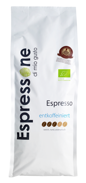 Entkoffeiniert Artikelbild Espresso entko