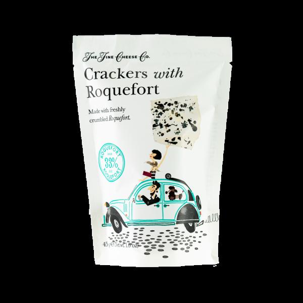 Kaese Cracker mit Roquefort Artikelbild