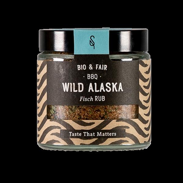 Fisch Rub Wild Alaska Artikelbild