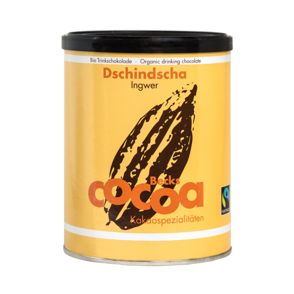 Becks Cocoa Dschindscha Kakao und Ingwer Artikelbild