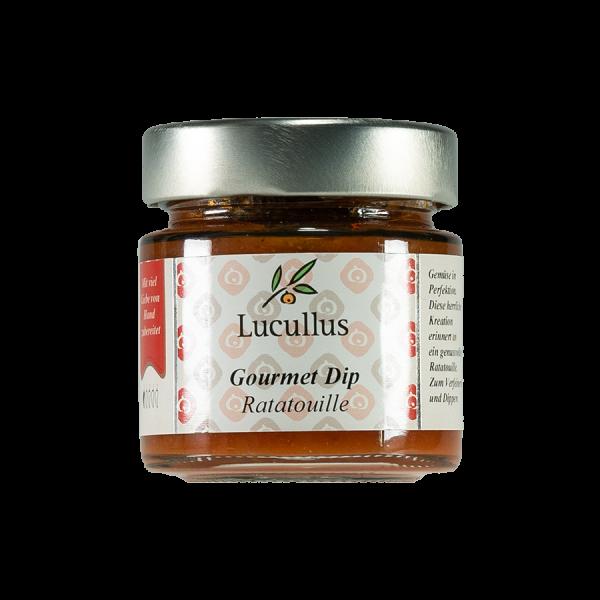 Lucullus Gourmet Dip Ratatouille Artikelbild
