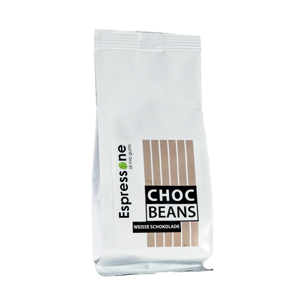 Chocbeans Weisse Schokolade Artikelbild